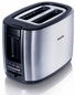 Toster PHILIPS HD 2628/20 INOX (950w/ Inox)