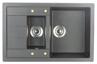 Zlewozmywak TEKA ASTRAL 60 B-TG ONYKS 88567 (fragranit/ Onyks)