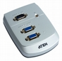 ATEN VS-82A Video Splitter 2 Port