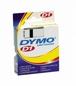 Taśma DYMO D1- 24mm X 7m Czarny/ Biały (53713)