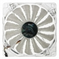 Wentylator AEROCOOL SHARK FAN WHITE - 120x120x25mm