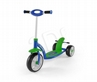 Hulajnoga Crazy Scooter Blue Green MILLY MALLY