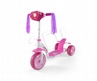 Hulajnoga Crazy Scooter Pink Kitty MILLY MALLY