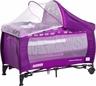 Łóżeczko Turystyczne Grande CARETERO Purple