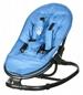 I & Kids Rocker Simple Blue Leżaczek Niebieski