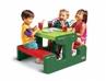 Mały Stół Piknikowy Zielony LITTLE TIKES 479A