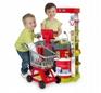 Sklep City Shop Z Wózkiem SMOBY 24187