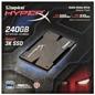 KINGSTON Dysk Ssd Hyperx SH103S3B/240G Box