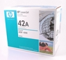 Toner Hp Black 10000str Q5942A