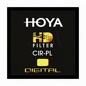 Filtr Polaryzacyjny HOYA Pl-cir Hd 58 Mm