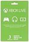 Abonament Xbox Live Gold 3