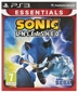 Gra Ps3 Sonic Unleashed Essentials