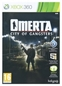 Gra Xbox Omerta City Of Gangsters
