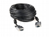 Kabel Do Monitora Hd 15m/m Hq15m Ekran+ferryt Black