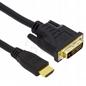 ESPERANZA Kabel Hdmi-dvi Gold 3,0m | Hd| Klasa 1,4| 3d Ethernet | Pozłacane Wtyki | Ekranowany | Miedziany EB123
