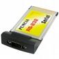 Kontroler Pcmcia Cardbus Rs-232 Serial