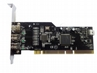 Kontroler UNITEK Pci 32bit 2x Firewire800
