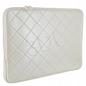 4WORLD Etui Pikowane Notebook, Ultrabook 360x270x20mm 13.3'' Białe