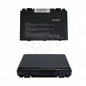 QOLTEC Bateria Do Ntb Asus F82 K40, 5200mah, 11.1v