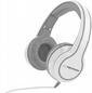 ESPERANZA Słuchawki Audio Reg. Głośn. EH136W Blues