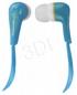 ESPERANZA Słuchawki Douszne Audio Stereo EH146B Lollipop Niebieskie