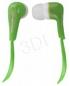 ESPERANZA Słuchawki Douszne Audio Stereo EH146G Lollipop Zielone