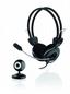 Zestaw IBOX Vs-set I Kamera Int. 1,3mpx + Słuchawki