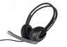 Słuchawki MODECOM Nagłowne Mc-816 Bl-s /czarno- Szare