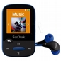 SANDISK Mp3 Sansa Clip Sports 8gb Niebieska