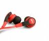 Słuchawki STEELSERIES Ufc Douszne (mikrofon) Czerwono-czarne