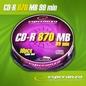 Cd-r ESPERANZA 870mb/99min. Cake 10szt. 52x