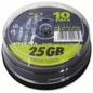 Blu-ray Bd-r PLATINUM 25gb 4x Cake 10szt