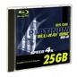 Blu-ray Bd-r PLATINUM 25gb 4x Jewel Case 1 Szt.