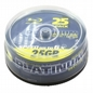 Blu-ray Bd-r PLATINUM 25gb 6x Cake 25szt