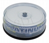Blu-ray Bd-r PLATINUM Printable 25 Gb X 6 Cake 25
