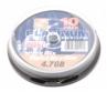 Dvd-r PLATINUM 4.7gb 16xspeed Lightscribe (cake 10szt)