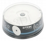 Bd-r TDK (blu-ray) 25gb 4x Do Nadruku Cake 25szt.