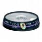 Cd-rw TDK 700mb 4x-12x 10p  cakebox