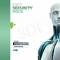 ESET Security Pack 2014 Esd -3 Stan/12m +3 Smartfony/12m