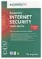 KASPERSKY Internet Sec. 2014 Pl 5dt 1y Box