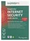 KASPERSKY Internet Sec. 2014 Pl 10dt 1y Box