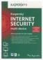 KASPERSKY Internet Sec. 2014 Pl 2dt 1y -kontynuacja