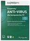 KASPERSKY Antyvirus 2014 10dt 2y Box