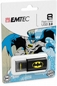EMTEC Flash C600bm 8gb Usb 2.0 Batman