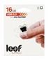 Leef Flash Usb 3.0 Supra Led 16 Gb Charcoal