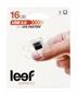 Leef Flash Usb 3.0 Supra Led 16 Gb Silver