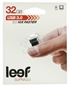 Leef Flash Usb 3.0 Supra Led 32 Gb Silver