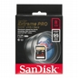 SANDISK Sd 8gb Extreme Pro Class 10