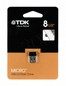 TDK Micro Flash 8gb Usb 2.0