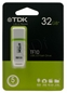TDK Flash Tf10 32gb Usb 2.0 White